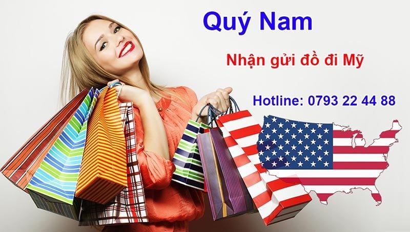Gửi hàng đi Mỹ siêu dễ, siêu gọn, siêu rẻ cùng Quý Nam
