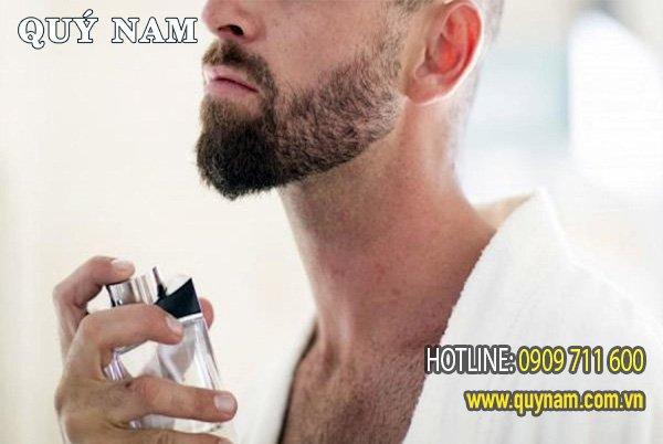 Kiểm tra mùi nước hoa
