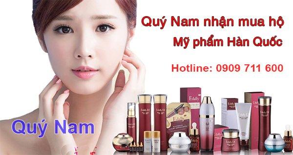 Lấy sỉ mỹ phẩm Hàn Quốc