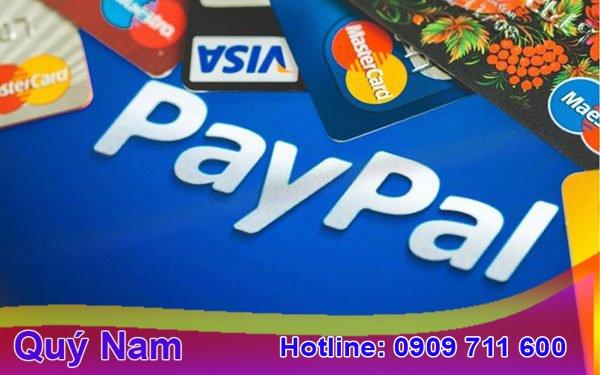 Thẻ thanh toán khi mua hàng Mỹ