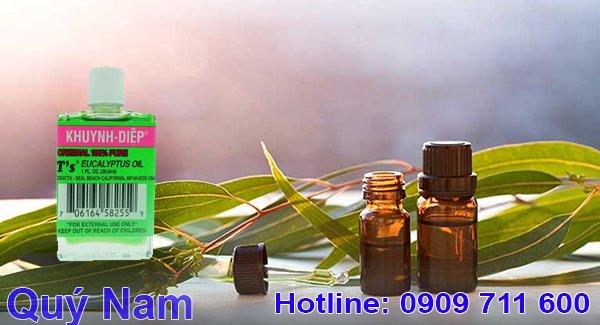 Dầu khuynh diệp Mỹ - thương hiệu Việt chất lượng cao