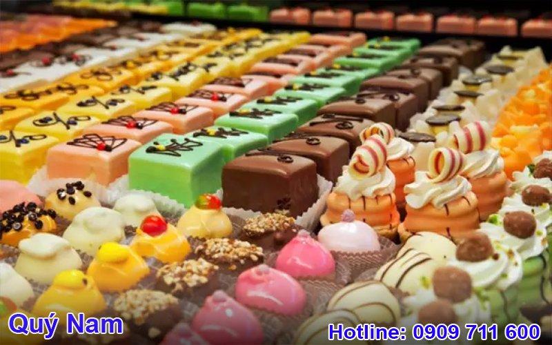 Bánh kẹo Mỹ là mặt hàng cao cấp được ưa chuộng hiện nay