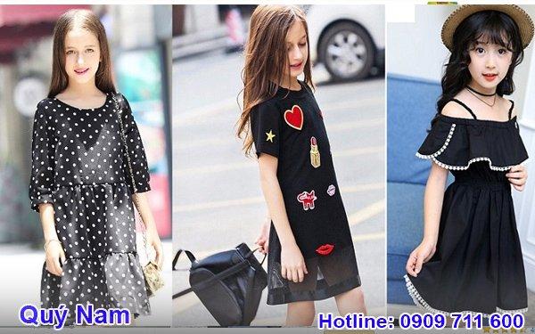 Quần áo trẻ em Hàn Quốc đang dần chiếm lĩnh thị trường Việt