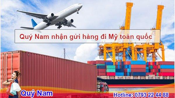 Quý Nam - công ty vận chuyển quốc tế số một tại Việt Nam