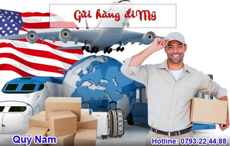 Quý Nam sẽ hỗ trợ bạn đầy đủ dịch vụ gửi bánh tráng đi Mỹ từ A-Z, kể cả đóng gói sản phẩm