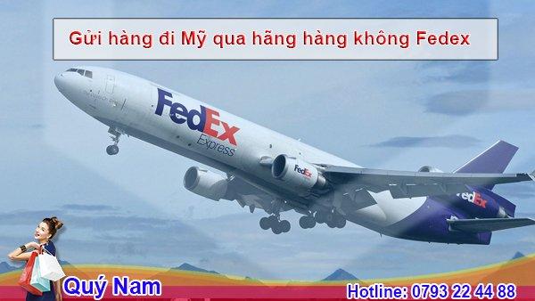 Quý Nam hỗ trợ gửi hàng đi Mỹ FedEX tốt nhất thị trường