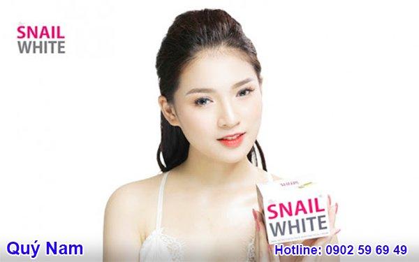 Kem dưỡng trắng Snail White được chị em cực kỳ tin dùng