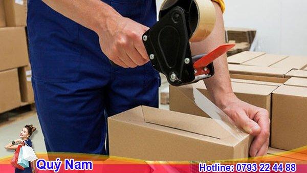 Kích thước của bưu phẩm, hàng hóa gửi đi cũng ảnh hưởng đến cước phí chung