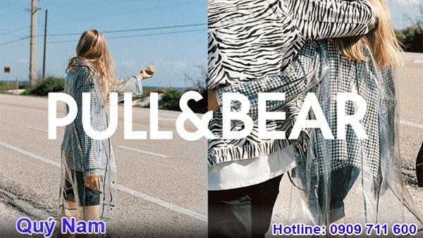 Các sản phẩm của Pull and Bear hướng tới sự trẻ trung, năng động