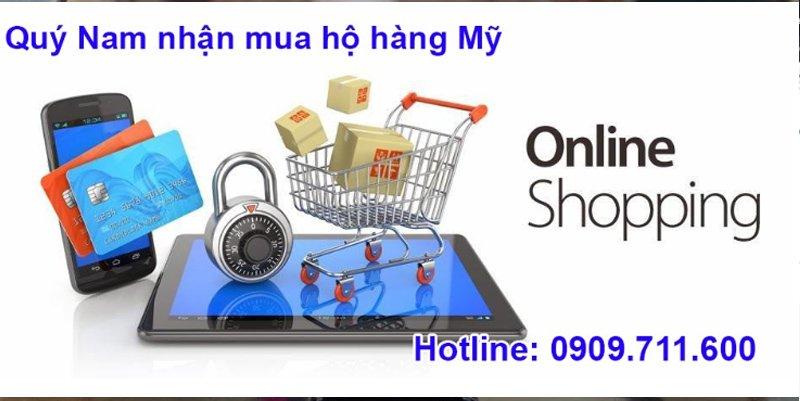 Khách hàng có thể sử dụng dịch vụ mua hàng hộ tại Quý Nam