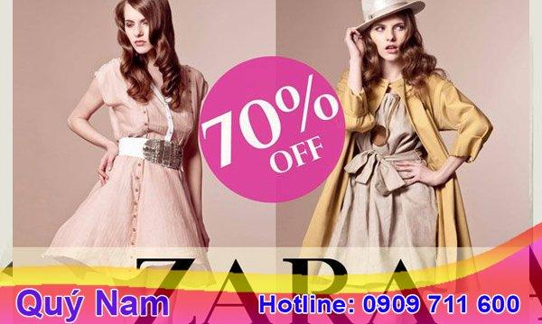 """Zara Tây Ban Nha sale luôn là cơ hội vàng của người """"nghiện mua sắm"""" ở Việt Nam"""