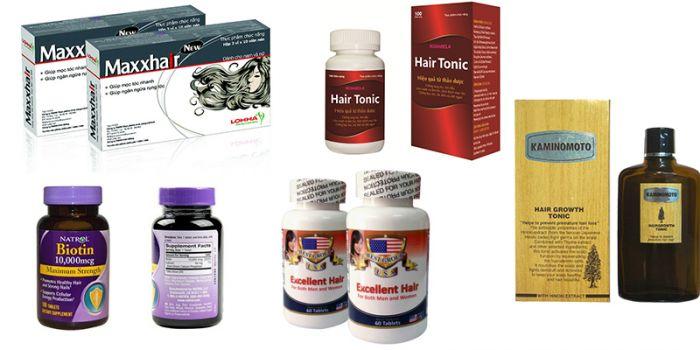 thuốc chống rụng tóc của mỹ