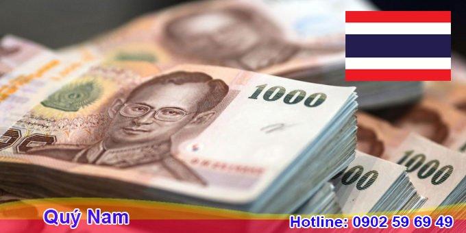 Bạn cần đổi tiền Việt sang Baht Thái