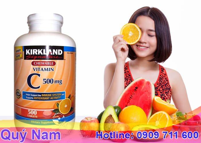 Vitamin của Mỹ giúp bổ sung các chất mà trong thực phẩm không có đủ