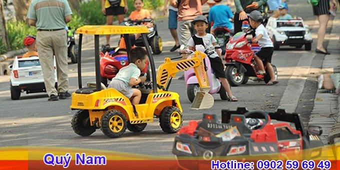 Đồ chơi xe Thái Lan rất được ưa chuộng trên thị trường