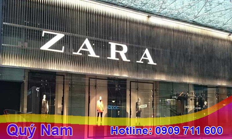 Săn Zara Tây Ban Nha sale cực nhanh cùng Quý Nam