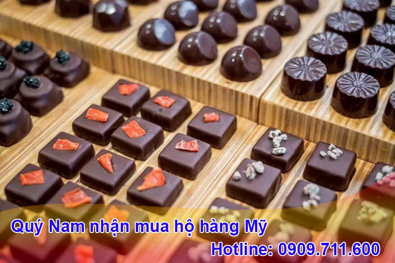 Cẩn thận khi mua chocolate Mỹ tại Việt Nam nếu không có kinh nghiệm