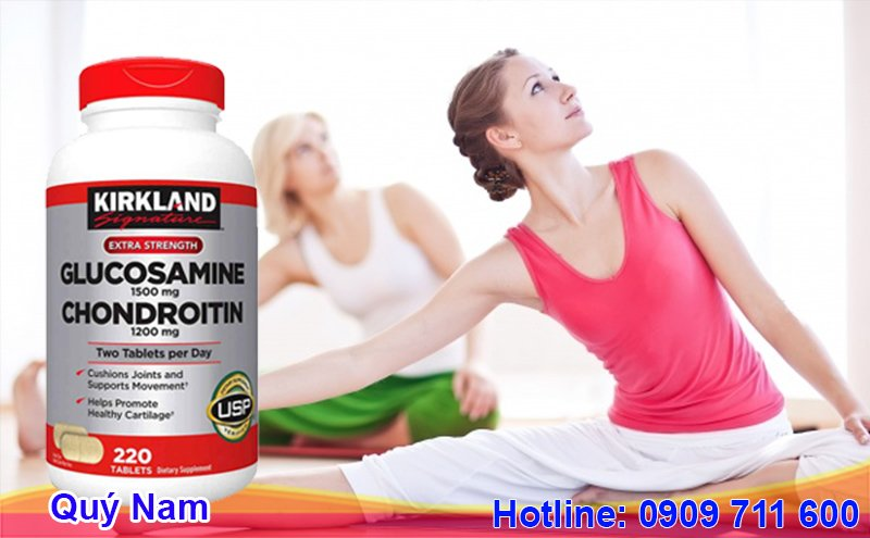 Quý Nam – đơn vị mua hộ thuốc Glucosamine Chondroitin của Mỹ đáng tin cậy bạn nhất định không nên bỏ lỡ.