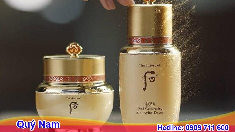 Sản phẩm tinh chất có tác dụng cải thiện làn da trong 10 giây