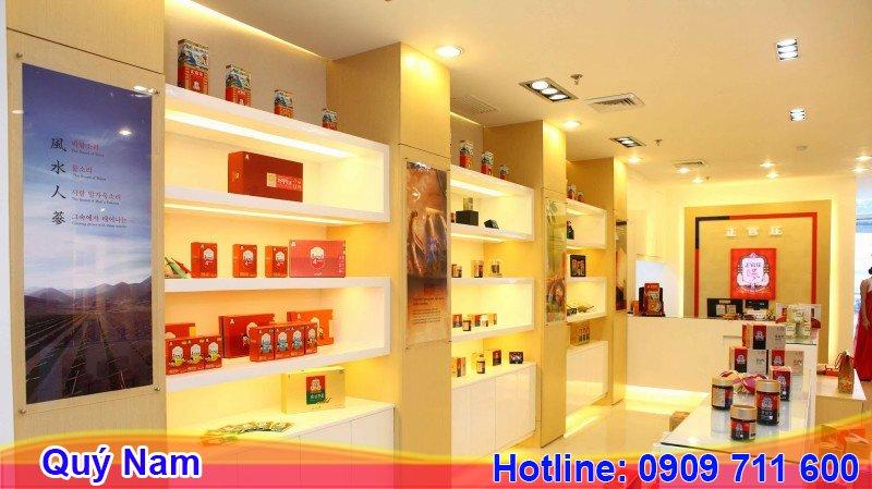 Nhiều cửa hàng đã nhập các sản phẩm của Mỹ về kinh doanh