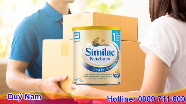 Order sữa Similac trực tiếp từ Mỹ giá rẻ