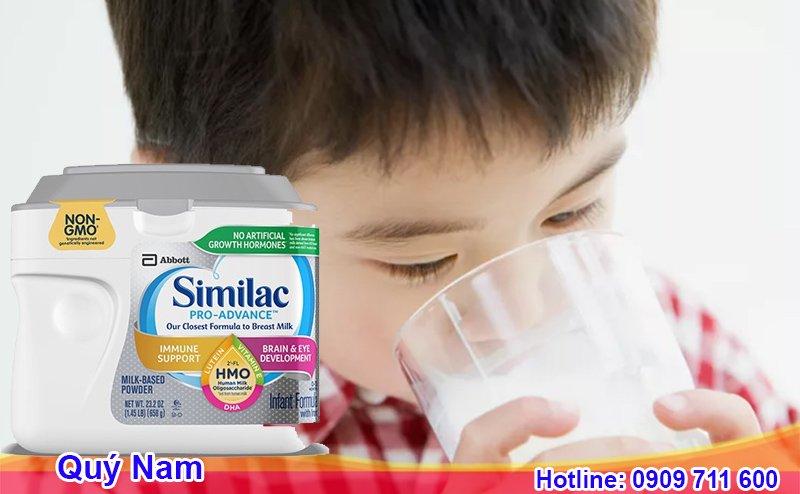 Sản phẩm hỗ trợ tối đa cho hệ miễn dịch trẻ sơ sinh - Similac Mỹ Advance Organic