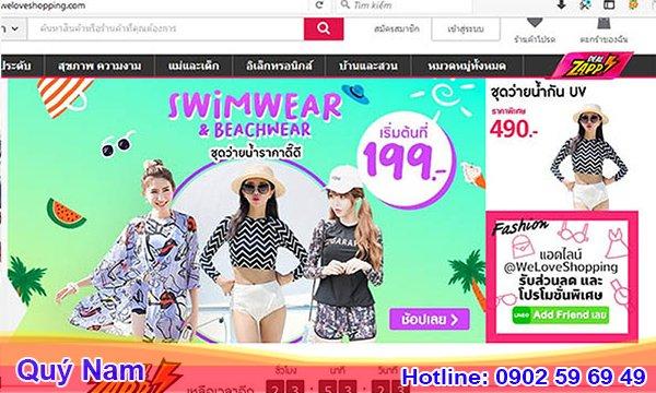 weloveshopping.com - nguồn hàng Thái sỉ tốt