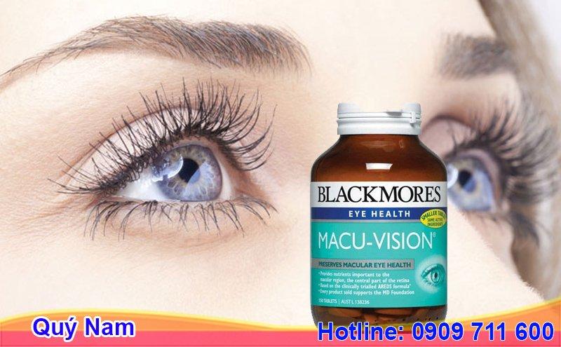 Blackmore Macu Vision là loại thuốc bổ mắt được nhiều người dùng tin tưởng hiện nay