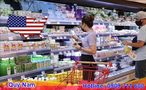 Hàng tiêu dùng Mỹ từ lâu luôn được ưa chuộng tại Việt Nam