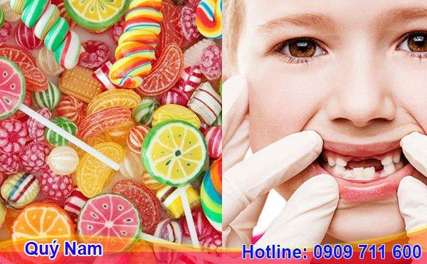 Bạn phải sử dụng kẹo đúng liều lượng, không được lạm dụng