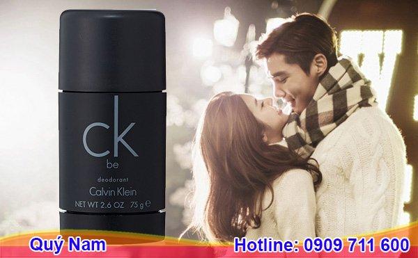 Một dòng lăn khử mùi nam của Mỹ thích hợp cho anh em đam mê khám phá mùi hương - CK MEN