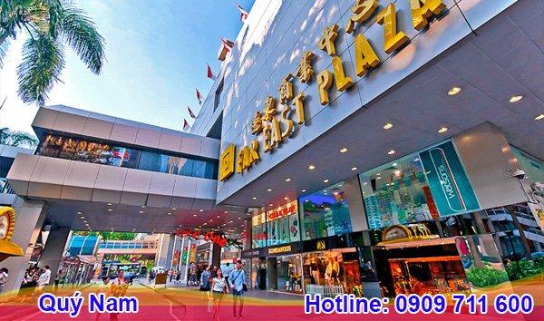 Trung tâm thương mại Far East Plaza cũng là một gợi ý tốt cho những chủ kinh doanh đang muốn mua hàng điện tử