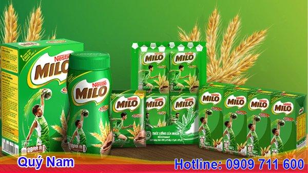 Sữa Milo Úc có nhiều dòng sản phẩm khác nhau, tiện lợi cho các bé khi đi học