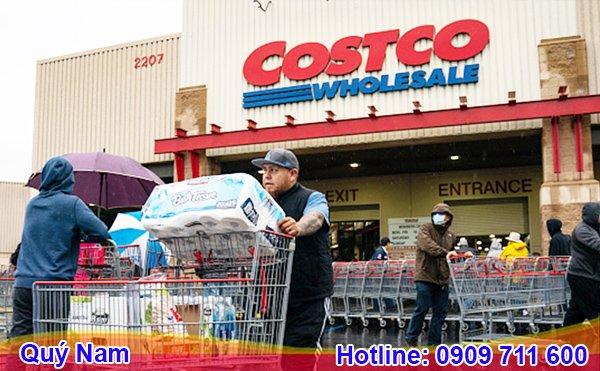 Costco là thương hiệu bán hàng offline và online lớn trên thế giới