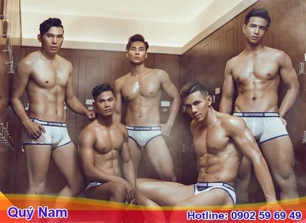 Đồ lót nam Thái Lan