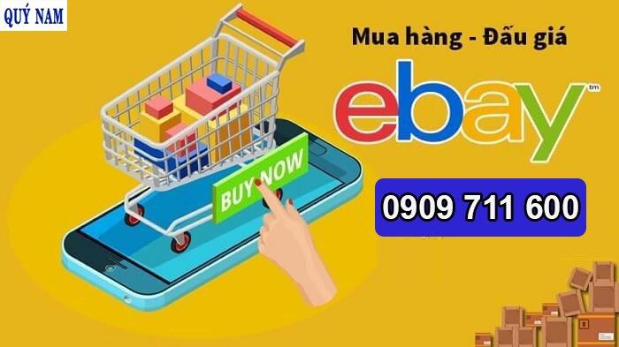 cách đấu giá trên ebay