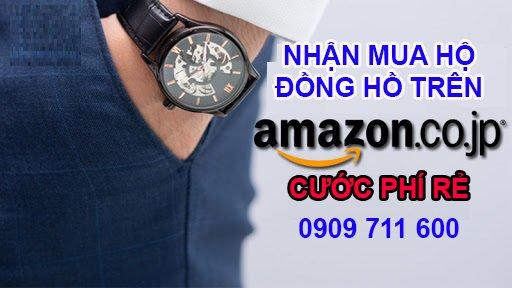 đồng hồ amazon
