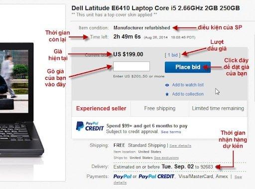 có nên mua hàng trên ebay