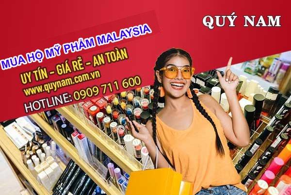 mua hộ mỹ phẩm malaysiaa