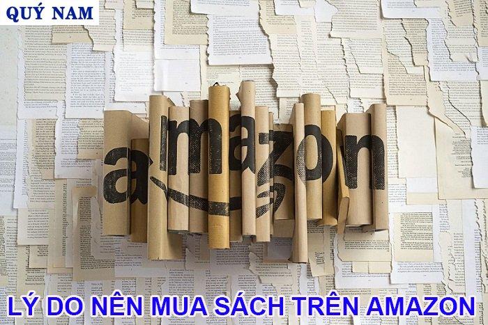 mua sách Amazon ở Việt Nam