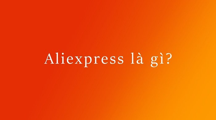 aliexpress review